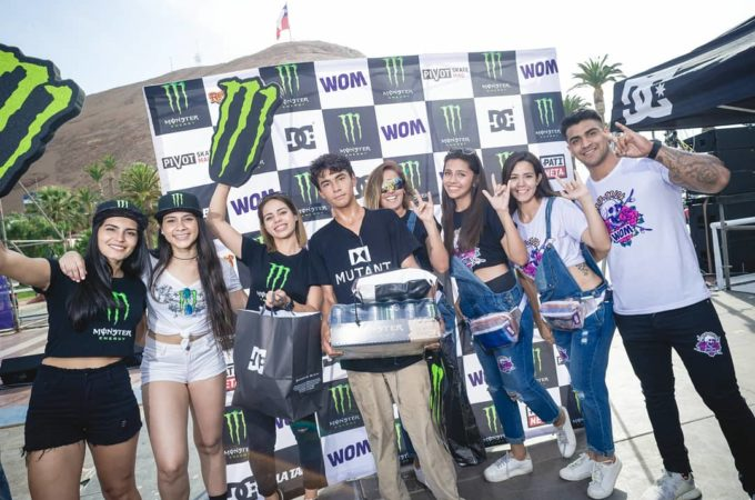 Primera fecha monster energy rey de reyes on tour by Dc Shoes wom