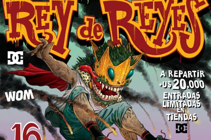 Llega la Gran Final de Skate y Chile coronará al campeón del Rey de Reyes